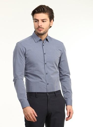 Puantiyeli Gömlek-Kip
